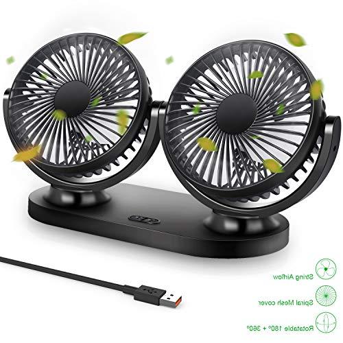 Mini Humidificador Coche Portátil con Bateria, Humectador Aromaterapia 7-Color, LED 2 Métodos de Pulverización 320ml Difusores Aromaterapia Seguro y Elegante Ultra Silencioso para Coche Oficina Mesa