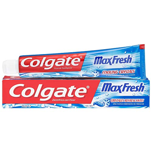 Colgate Max Fresh Cool Mint tandcrème