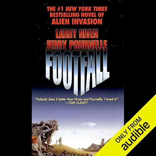 Footfall cover art