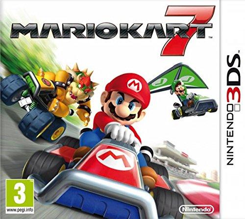 Mario Kart 7 [import espagnol]