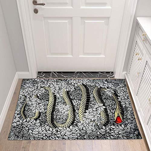 GRENSS Soggiorno Accesso al corridoio Bagno Nordic Home Coperta Camera da Letto Soggiorno Comodino Tappeto Tappeto Cucina Tatami, 10,50cm x 80cm