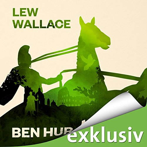 Ben Hur [German Edition] audiobook cover art
