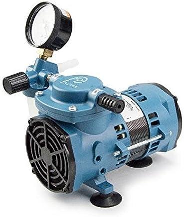 PILOT Economical Chemical Resistant Diaphragm Vacuum Pump, 115V/60Hz, TLD3000