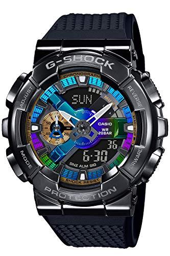 [カシオ] 腕時計 ジーショック メタルカバード GM-110B-1AJF メンズ
