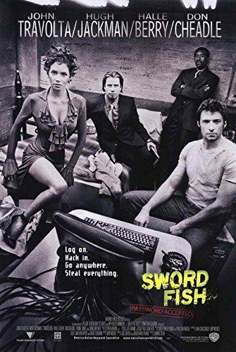 Swordfish Poster Movie (11 x 17 Inches - 28cm x 44cm) (2001)