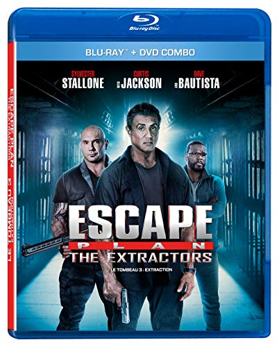 Escape Plan 3: The Extractor / Le Tombeau 3 (2 Blu-Ray) [Edizione: Stati Uniti]