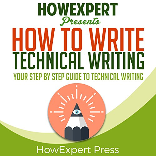 How to Write Technical Writing audiobook cover art