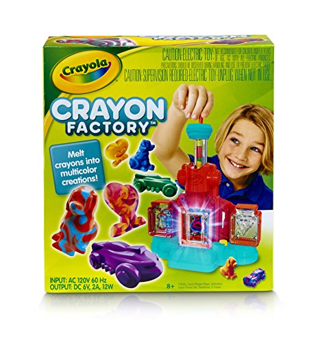 Crayola Crayon Factory, Craft Kit, Gift for Kids 8+