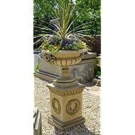 CHESTERBLADE URN Royal Doulton Plinth