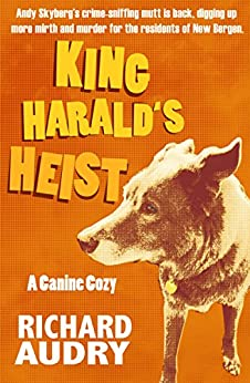 King Harald's Heist (King Harald Mysteries Book 2) by [Richard Audry]