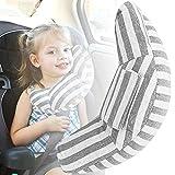 Xnuoyo Almohada de Cinturón de Seguridad, Almohadillas para Cinturón Coche Seguridad, Protector para Cinturón de Seguridad Puede Proteger el Cuello, Adecuado para Niños, Adultos