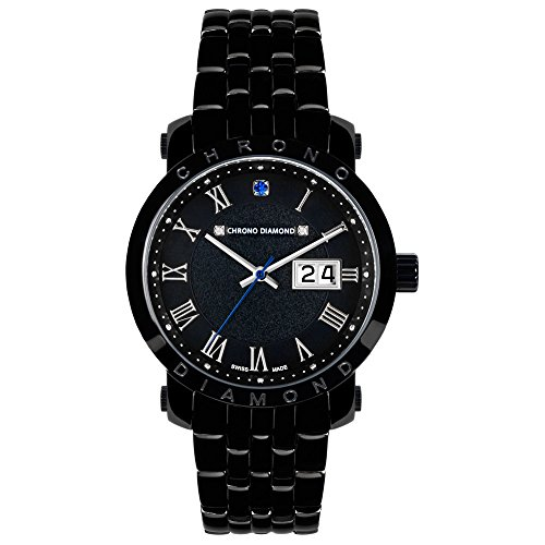 10620G Chrono Diamond Nestorius Schwarz IP