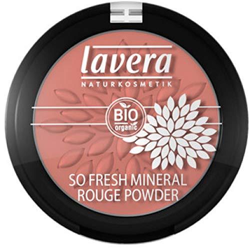 Lavera Bio So Fresh Mineral Rouge Powder - Charming Rose 01 (2 x 4,50 gr)