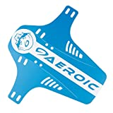 Lemonmax Guardabarros para Bicicleta, Guardabarros MTB Ajustable, Guardabarros compatibles con la Parte Delantera y Trasera, se Adapta a 26, 27.5, 29 Bicicletas con neumáticos Gruesos (Azul)