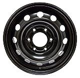 RTX, Steel Rim, New Aftermarket Wheel, 16X6.5, 6X139.7, 92.3, 46, Black finish X45520