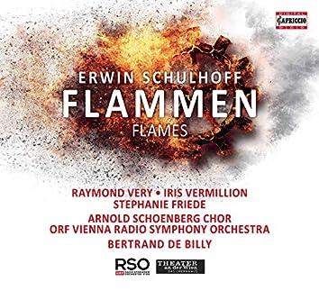 Schulhoff: Flammen, WV 93 (Live)