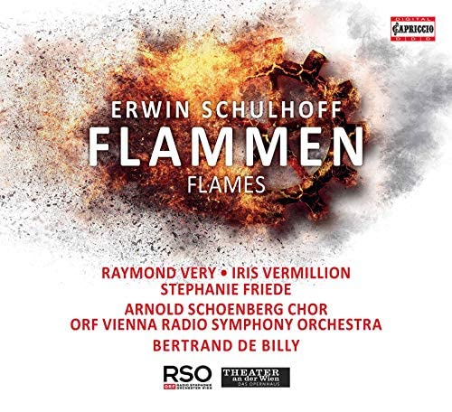 Raymond Very, Iris Vermillion, Stephanie Friede, ORF Vienna Radio Symphony Orchestra & Bertrand de Billy