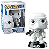 Funko 019150 Pop Star Wars Snowtrooper 56 Vinyl Bobble-Head Figure, 10 cm