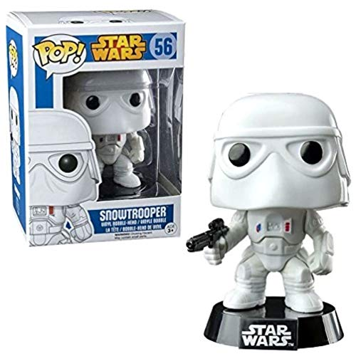 Figurine - Funko Pop - Star Wars - Snowtrooper