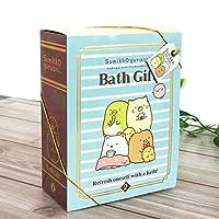 【すみっコぐらし】 バスギフト(ブルー) Bath Gift 739855
