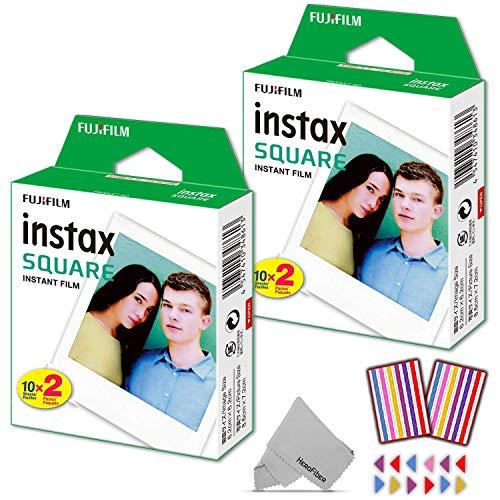 FujiFilm Instax Square Instant Film 40 Photo...