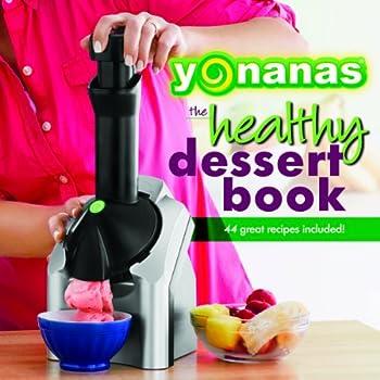 Yonanas 44 Count Recipe Book [Discontinued]