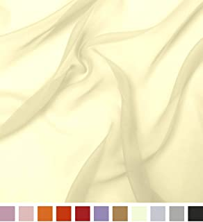 Chiffon Fabric | 10 Yards Continuous | 60