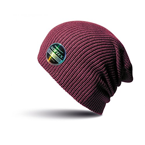 Result, Wintermütze aus Softex, UTRW5165_8, Mehrfarbig, UTRW5165_8 One size