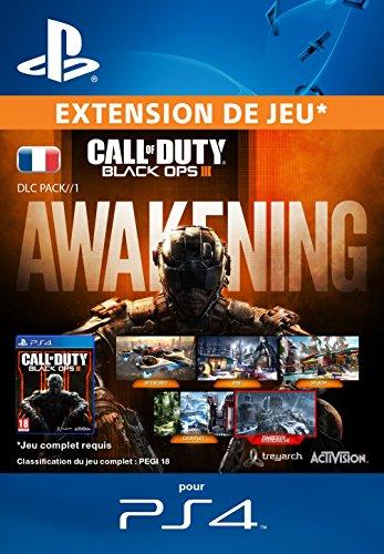 Call of Duty: Black Ops III - Awakening [Extension De Jeu] [Code Jeu PSN PS4 - Compte français]