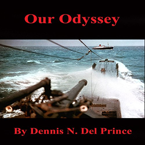 Our Odyssey audiobook cover art