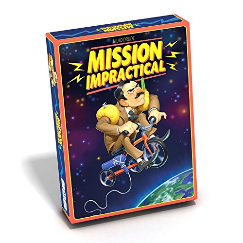 Lautapelit Altavoces 9056 – Mission Impractical
