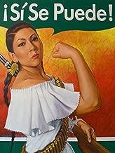 Gango Home Décor Rosita (Sí Se Puede) by Robert Valadez 11x14in Poster Print