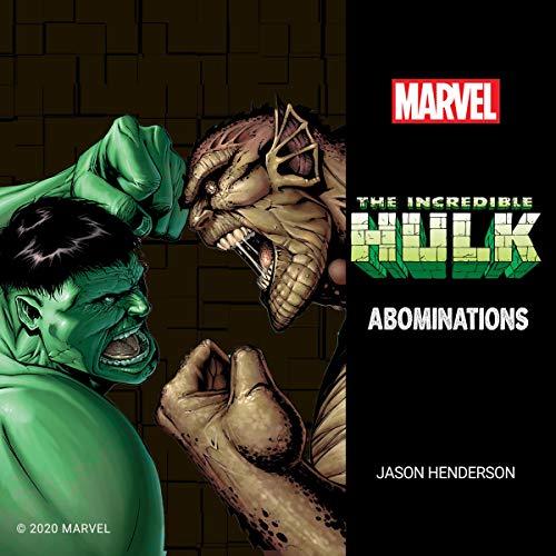 The Incredible Hulk cover art
