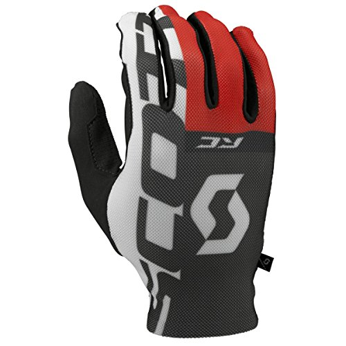 Scott RC Pro guantes de ciclismo de largo negro 2016, verano, hombre,...