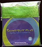 Scensibles Plus- Personal Disposal Bags for Bladder Control Products