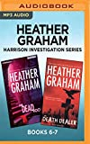 Heather Graham Harrison Investigation Series: Books 6-7: The Dead Room & The Death Dealer