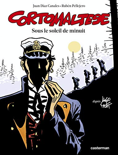 Corto Maltese en couleur, Tome 13 : Sous le soleil de minuit