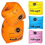 6 Pack Kids Children Adult Swimming Arm Float Rings,PVC Arm Floaties Inflatable Swim Arm Bands Floater Sleeves Swimming Rings,