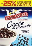 Paneangeli - Gocce Di Cioccolato Fondente, 50% Cacao, 125 G...