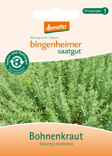 Bingenheimer Saatgut - Bohnenkraut einjährig - Kräuter Saatgut / Samen