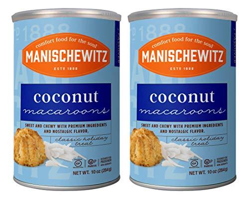 Manischewitz Cookie Coconut Macaroons, Gluten Free