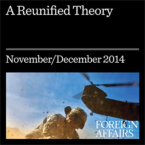 A Reunified Theory cover art