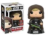 Funko- Star Wars-Luke Skywalker (Hood) -2017 Galactic Convenvtion Exclusive Figurina, Multicolore, 9 cm, 11310