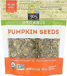 365 Everyday Value, Organic Pumpkin Seeds, 8 oz