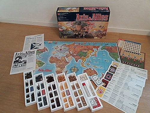 Axis & Allies MB Gamemaster Series