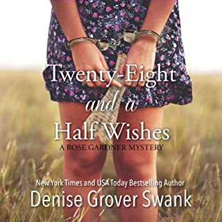 Twenty-Eight and a Half Wishes cover art