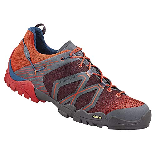 GARMONT STICKY CLOUD Zapatos de trekking naranja / gris oscuro tiempo libre botas