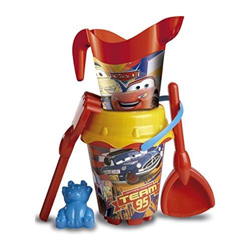 Pixar Set Seau château de 18 cm avec arrosoir, 312009