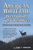 American Whitetail Deer Hunting Tips and Resources