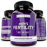 Best Fertility Pills For Men - Zanapure - Plant Based Men's Fertility Supplements Review
